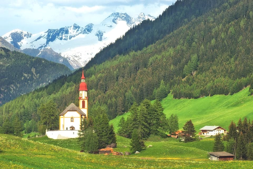 English Proofreading Services for an Austrian Farm