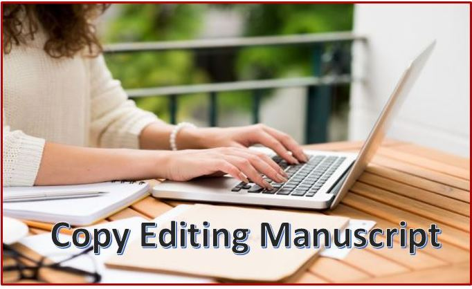 Copy Editing a Manuscript