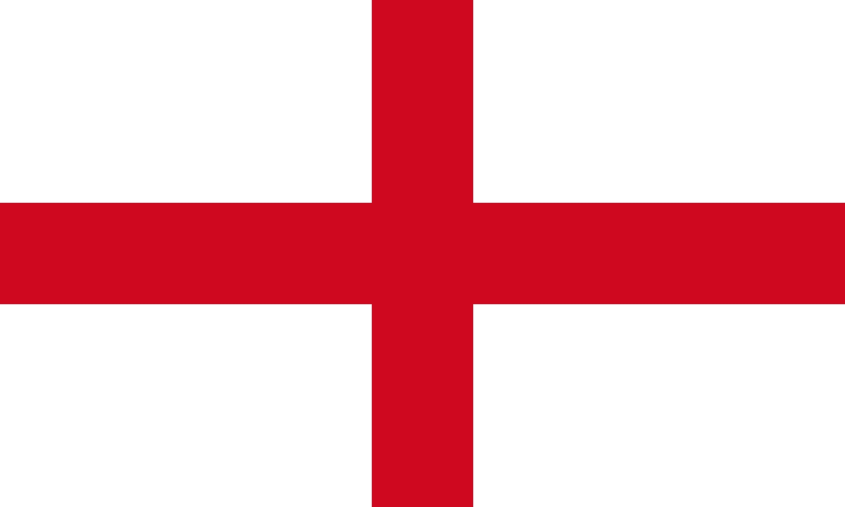 Flag for England St George