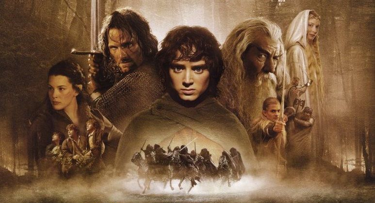 The Main Characters in the Lord of the Rings Movie