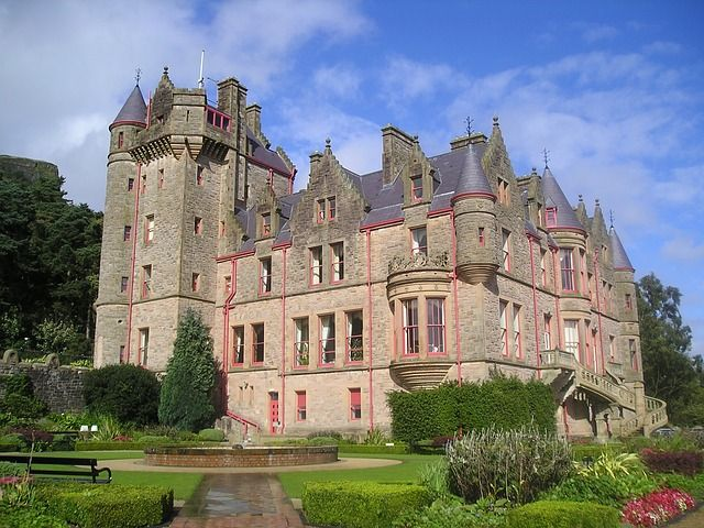 Nothern Ireland Castle