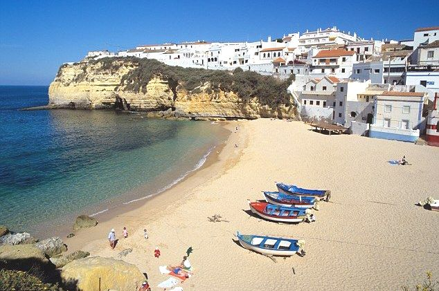 Proofreading a Brochure for a Seaside Resort in Portugal