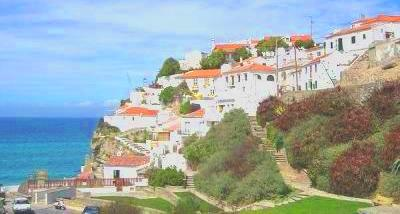 Village by the Sea in Portugal