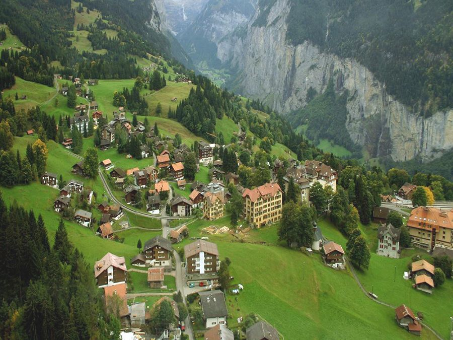 English Revision Services for a Swiss Village Chief