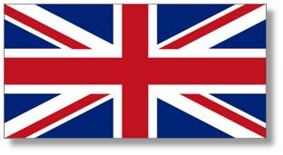 United Kingdom - British English