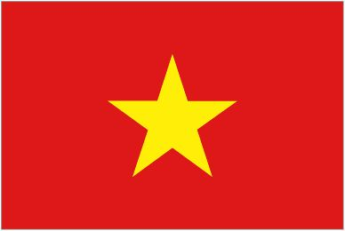 Flag for Việt Nam